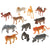 Mini Wild Animals (One dozen)