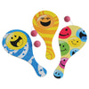 Smile Paddle Balls (One Dozen) - Games and Puzzles