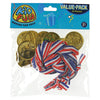 Winner Medals (1 Dozen) - Sports