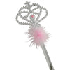 Princess Wands With Feathers (One Dozen) - Party Themes