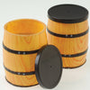 Mini Western Barrel Containers (One Dozen) - Party Themes