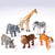 Wild Animals - 4 Inch (One dozen)