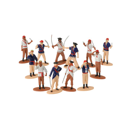 Pirate Figures (one dozen) - Party Themes