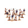 Pirate Figures (one dozen)