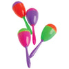 Mini Maracas (1 Dozen) - Party Supplies