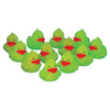 Glow In The Dark Mini Ducks (1 Dozen) - Novelties