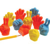 Hand Shaped Erasers - Sharpeners (1 Dozen) - School Stuff