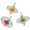 Transparent Spin Tops (1 Dozen) - Novelties