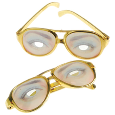 Instant Disco Glasses (Qty of 2) - Costumes and Accessories