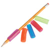Glitter Pencil Grips (1 Dozen) - by Carnival Source Discount Toys