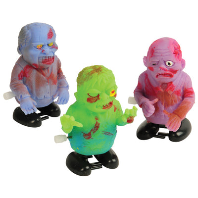 Wind-Up Zombies (one dozen) - Party Themes