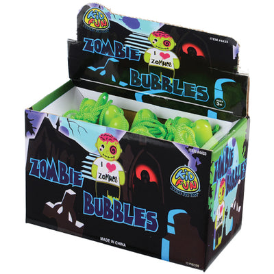 zombie bubbles  - Carnival Supplies