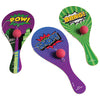 Superhero Paddle Balls (1 dozen) - Party Themes