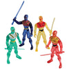 Ninjas (one dozen pairs) - by Carnival Source Discount Toys