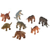 Mini Ice Age Animal Assortment 12 pieces - Toys
