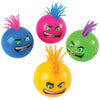 Flashing Mohawk Balls (pack of 12) - Toys