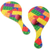 Block Mania Paddle Balls (pack of 12) - Party Themes