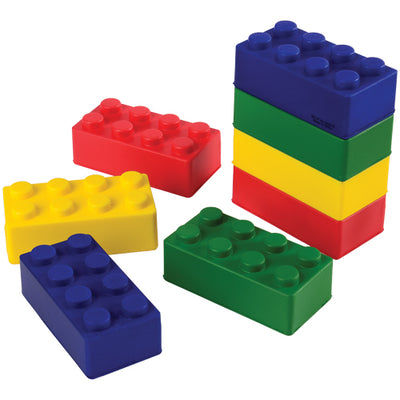 Block Mania Stress Toys (pack of 12) - Party Themes