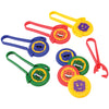 Block Mania Disc Shooters (pack of 12) - Party Themes