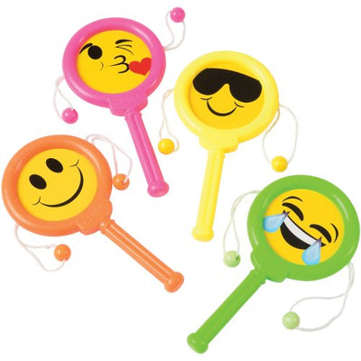 Emoji Chinese Noisemakers (set of 8) - Party Themes