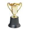 Trophies-Gold- (One Dozen) - Carnival Supplies
