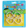 Table Cloth Clips (One Set of 4) - Party Supplies