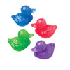 Mini Neon Ducks (144 pieces) - Carnival Supplies