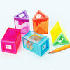 Neon Pencil Sharpeners (One Dozen) - School Stuff