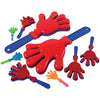 Hand Clapper Assortment (Pack of 39) by US Toy