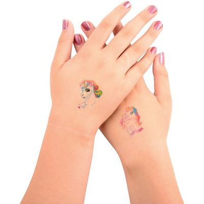 Unicorn Tattoos (144 ct) - Party Themes