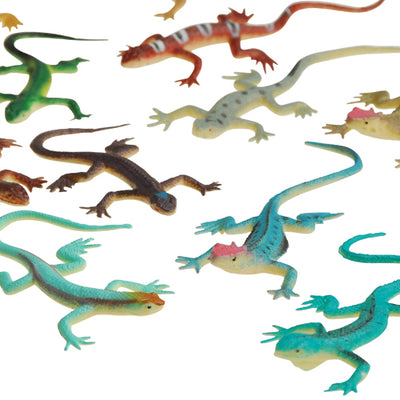 Mini-Lizards (One Dozen) - Toys