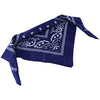 Blue Bandanas (One Dozen) - Costumes and Accessories