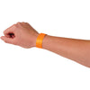 Adhesive Event Bands Orange (pack of 100) - Carnival Supplies