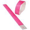 adhesive event bands neon pink pack of 100 cs c19 87  - Carnival Supplies
