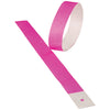 Adhesive Event Bands Neon Purple (pack of 100) - Carnival Supplies