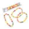 Party Candy Neon Candy Necklace (24 Pieces) - Party Supplies