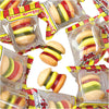 Party Candy Gummy Mini Burgers (60 Pieces) - Party Supplies