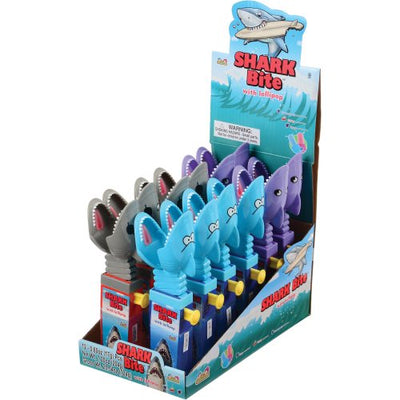 shark bite with lollipop 12ct display   Novelties and Toys