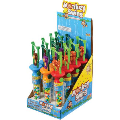 monkey swing 12ct display   Novelties and Toys