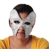 Embroidered Venetian Mask - Costumes and Accessories