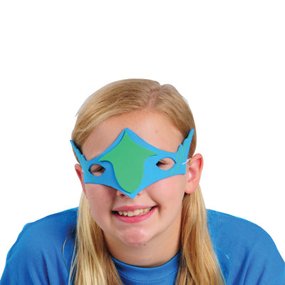 foam superhero masks   Novelties and Toys