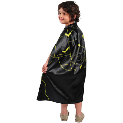 Superhero Black Bat Cape - Party Themes