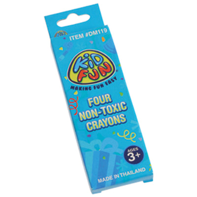 crayons 4 box   Novelties and Toys