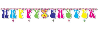 Happy Easter Banner - Holidays