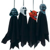 Shrunken Head with Cloak Dangler - Holidays