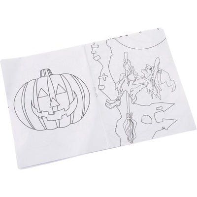 halloween coloring books  - Carnival Supplies