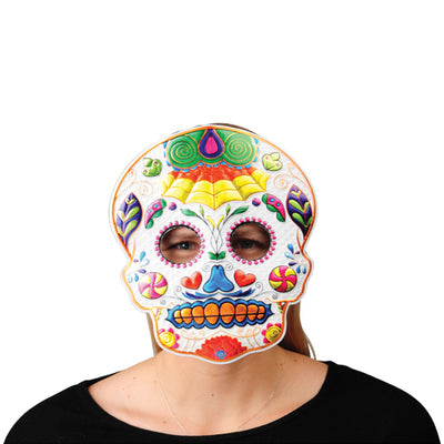 Day Of The Dead Mask - Holidays
