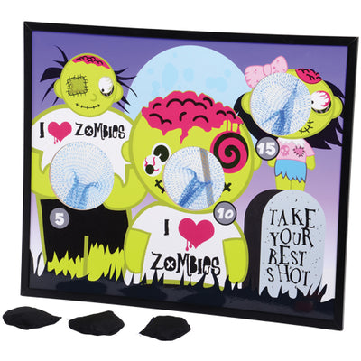 Zombie Bean Bag Toss - Party Themes