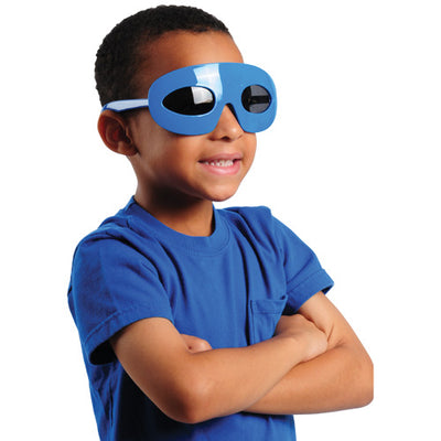 superhero mask glasses  - Carnival Supplies