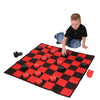 Checkboard Rug Set - Games and Puzzles
